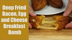 How to: Cheesy Bacon Breakfast Bombs Recipe
