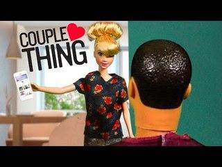 Murdering Your Boyfriend for a Facebook Post??   Barbie vs Ken
