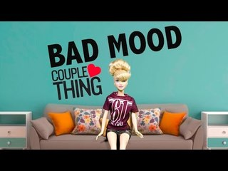 How to Talk to Your Girlfriend When She's In a Bad Mood: Barbie vs. Ken   CoupleThing