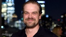 David Harbour on How His 'Stranger Things' Character Evolved & Roles In 'Hellboy' to 'Hamlet' | THR News