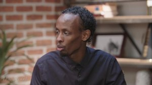 Barkhad Abdi and Bryan Buckley Talks 'The Pirates of Somalia'   In Studio