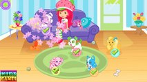 Animal Doctor Care Puppy Doctor Strawberry Shortcake Perfect Care of Pets Game app for toddlers