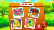 Animal Doctor Care. Care of Pets  Kitten Need Your Help. Game App For Kids.