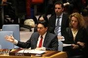 BMde Kudüs Tartışması! İsrail'den Tehdit Gibi Açıklama: Kudüs Başkent Olmazsa Barış Olmaz
