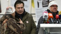 Mikheïl Saakachvili de nouveau arrêté à Kiev