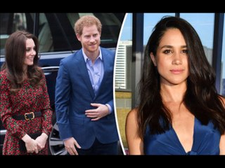 Prince William & Kate Middleton To Host Prince Harry & Fiancée Meghan Markle