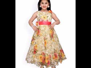 latest and stylish fancy party wear dresses for Kids