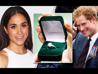 Meghan Markle's new ring was the biggest and hardest secret