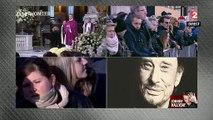 Quand l'hymne à l'amour de Piaf retentit dans l'Eglise de la Madeleine, la France laisse éclater ses larmes