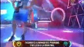 Facundo González es eliminado del reality