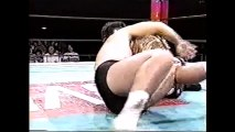 Chris Jericho vs Yutaka Yoshie (New Japan October 4th, 1997)