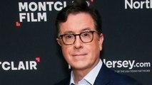 Stephen Colbert Lets Geek Flag Fly