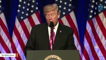 Trump Delivers Remarks At The Opening Of Mississippi Civil Rights Museum