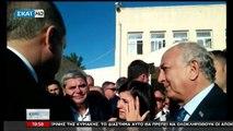 Βίντεο - ντοκουμέντο από το μίνι διπλωματικό επεισόδιο μεταξύ Ερντογάν - Αμανατίδη