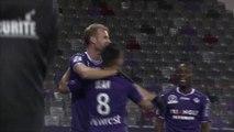 Ola Toivonen délivre le Stadium contre Caen !