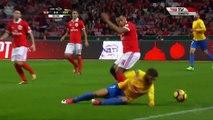 Os lances vergonhosos do Benfica vs Estoril