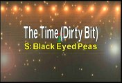 Black Eyed Peas The Time Dirty Bit Karaoke Version