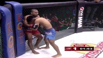 Jamil Burhan vs Hadi - One Pride MMA