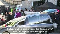 France bids farewell to Johnny Hallyday