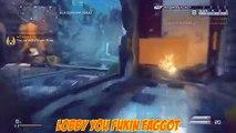Gun Game Trolling in BO2 - STOP KNIFING OMG