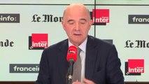 """Pierre Moscovici """"Dans deux ans je me demanderai où je peux être le plus utile"""""""