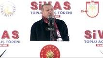 Sivas Cumhurbaşkanı Erdoğan Sivas Toplu Açılış Töreninde Konuştu