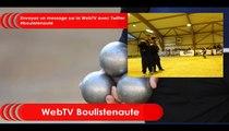 Coupe de France 2017 Bron vs Loubeyrat - Triplette FOYOT vs SARRIO