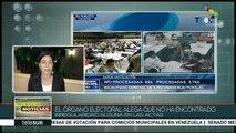 Honduras: Tribunal Electoral revisará 5 mil actas con irregularidades