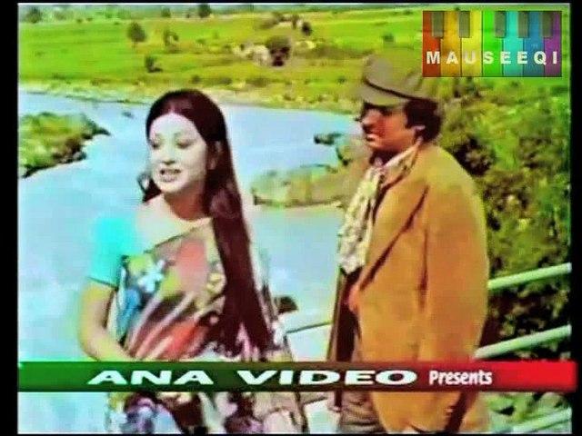Boojho To Jaanain - Ghulam Abbas & Nayyara Noor - Film Sangam - DvD Early 70s Vol. 5 Song 5
