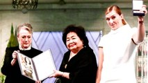 Anti-nuclear group ICAN receives Nobel Peace Prize