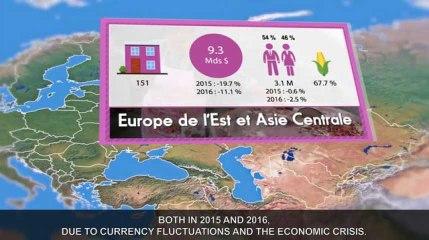 Micro-crédit, microfinance : le baromètre 2017 en vidéo, en France et dans le monde