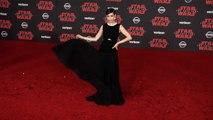 """Sofia Carson """"Star Wars The Last Jedi"""" World Premiere Red Carpet"""