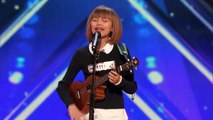 Relive Grace VanderWaal's America's Got Talent Journey - America's Got Talent 2016-5wh0LSJhqyw