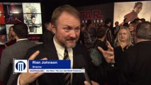 Star Wars The Last Jedi World Premiere with Director Rian Johnson: