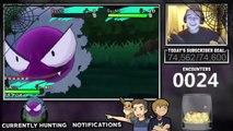 2 LIVE SHINY GASTLY'S BACK TO BACK! Pokémon Sun and Moon Shiny Hunting Reaction-iGJ3sQWNSq8