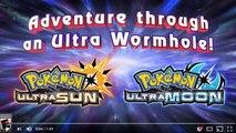 NEW POKEMON CONFIRMED! ULTRA RECON SQUAD   NEW AREAS! New Pokemon Ultra Sun & Ultra Moon News-uxln7ESxoEM