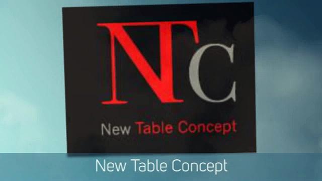 Folding Desk Table