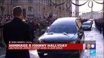 Johnny Hallyday et l''Afrique : Manu Dibango se souvient du jour où l''artiste s''est fait expulsé du Camerou