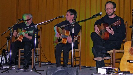 The Beatles Acoustic Trio - Girl - Live