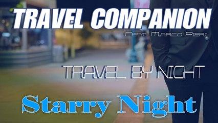 Travel Companion Ft. Marco Pieri - Starry Night - The New Jazz Lounge Album - Travel By Night