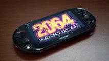 2064 : Read Only Memories - Bande-annonce de lancement PS Vita