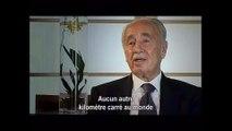Extrait SHIMON PERES - Autoportrait: Shimon Peres évoque Jérusalem