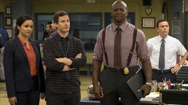 "[Online ~ Streaming] Brooklyn Nine-Nine Season 7 Episode 1 ""Manhunter"""
