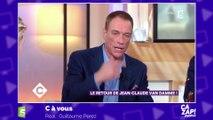 Le retour de Jean-Claude Van Damme (toujours aussi en forme) à la télévision française