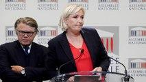 Emplois fictifs présumés au Parlement européen : le FN mis en examen