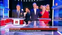 Xavier Bertrand et Les Républicains : le départ qui fragilise la droite