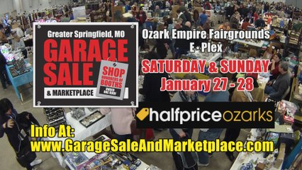 Greater Springfield MO Garage Sale & Marketplace - 2018