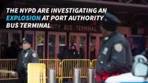 N.Y.C. Port Authority attack labeled 'terror incident'