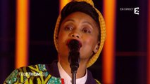 "Imany interprète ""There were tears"""