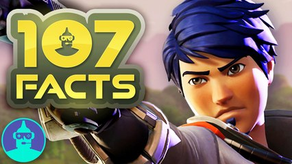 Fortnite BR ALMOST NEVER Happened +107 Facts YOU Should Know!